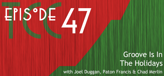 The Citadel Cafe 047: Groove Is In The Holidays