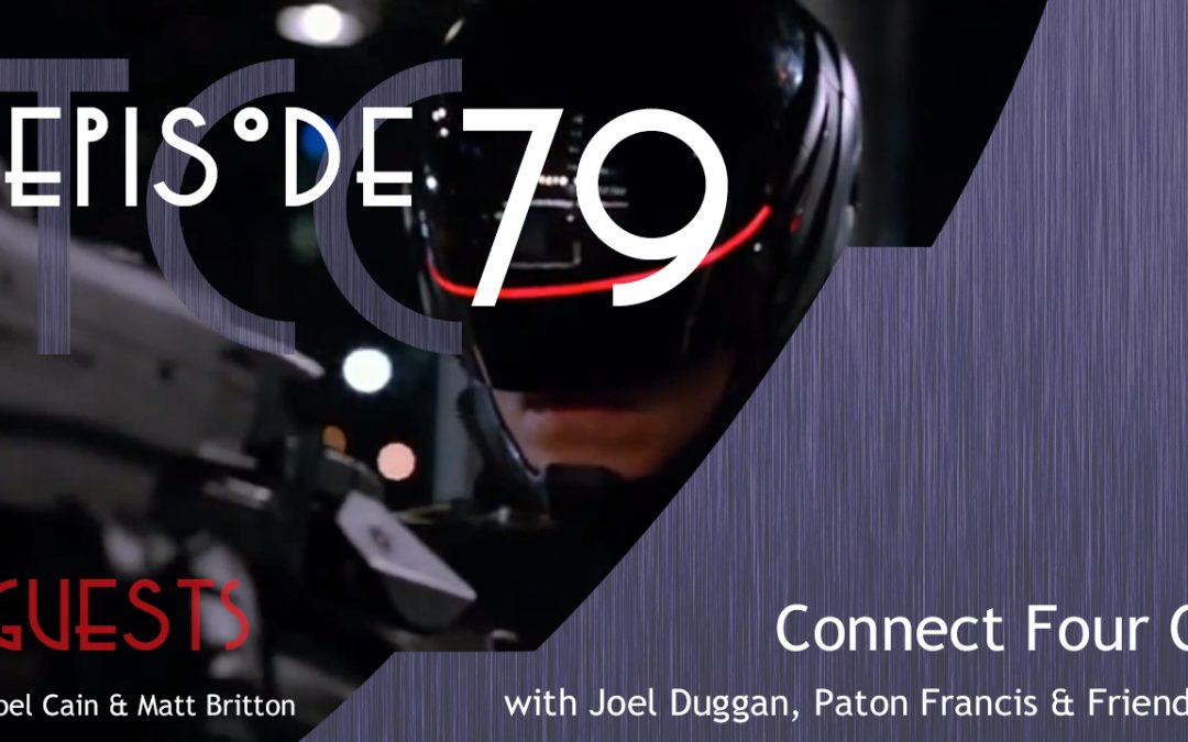The Citadel Cafe 079: Connect Four C