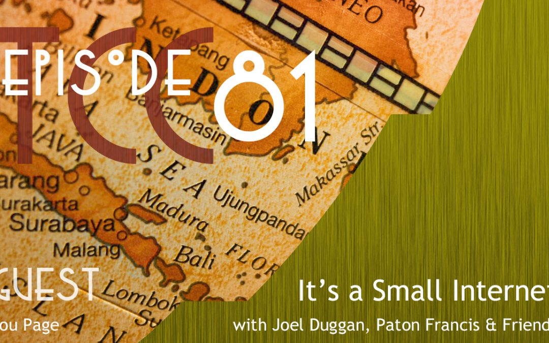 The Citadel Cafe 081: It's A Small Internet