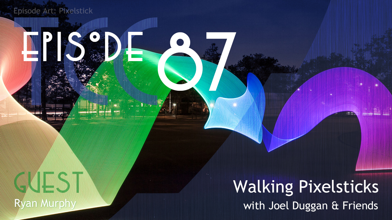 The Citadel Cafe 087: Walking Sticks