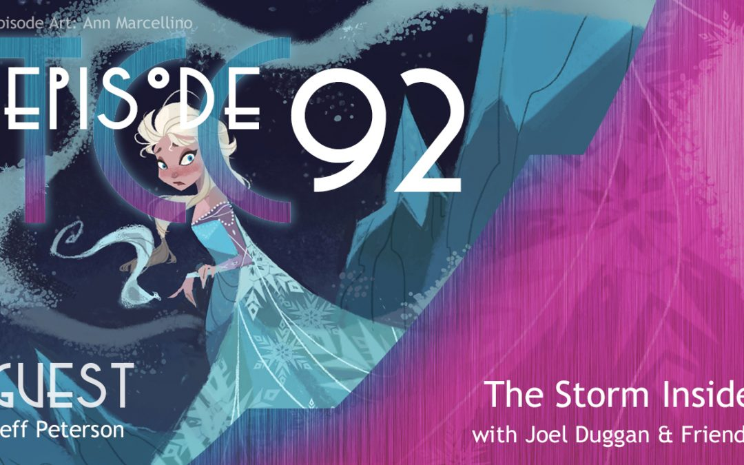 The Citadel Cafe 092: The Storm Inside