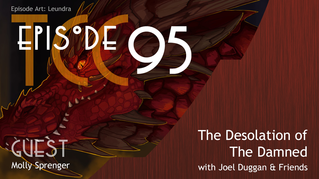 The Citadel Cafe 095: The Desolation of the Damned