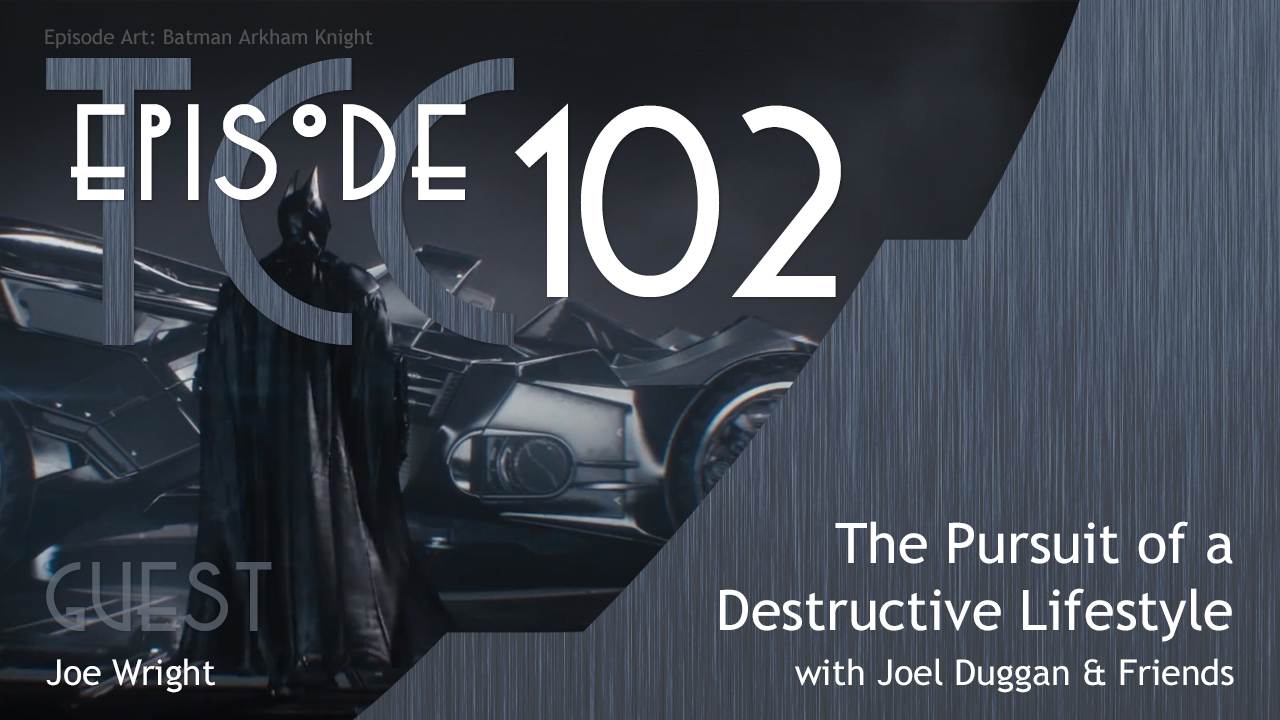 The Citadel Cafe 102: The Pursuit of a Destructive Livestyle