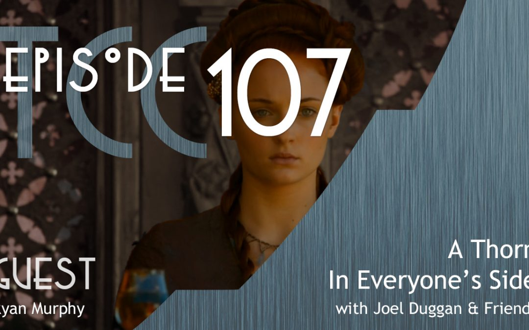The Citadel Cafe 107: A Thorn In Everyone's Side