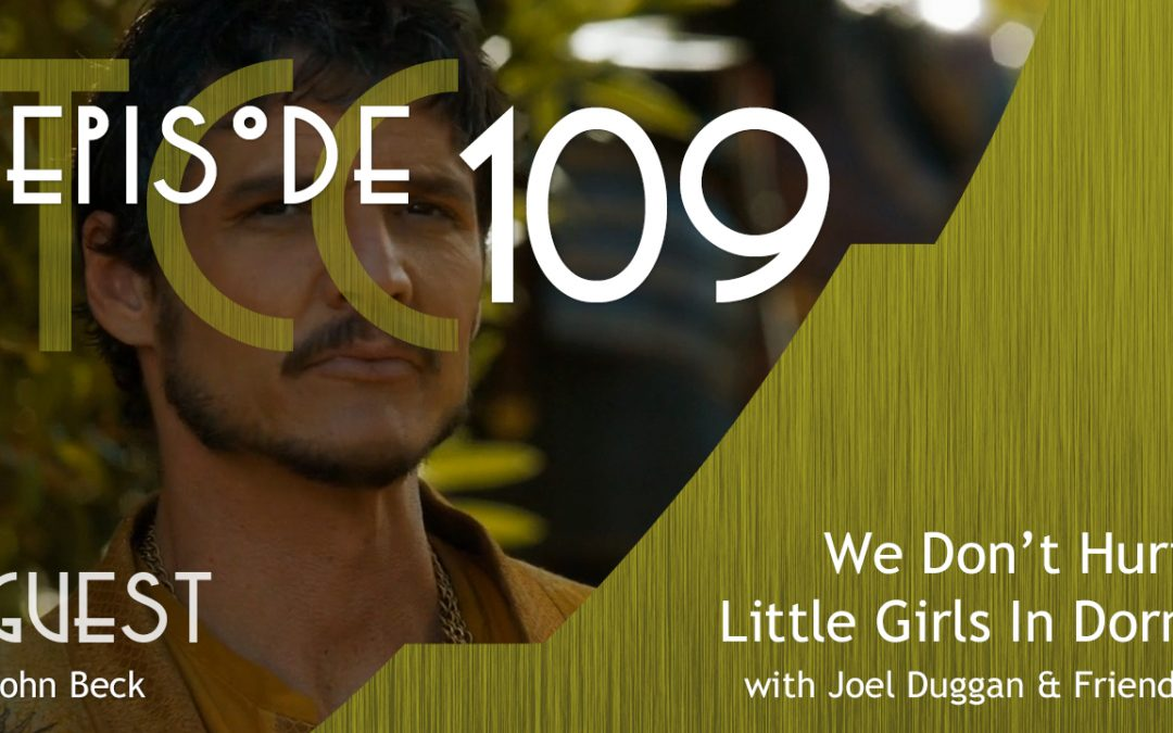 The Citadel Cafe 109: We Don't Hurt Little Girls In Dorn