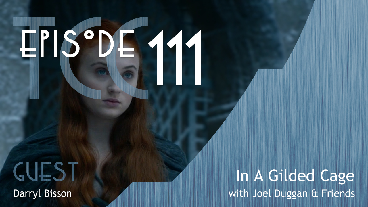 The Citadel Cafe 111: In A Gilded Cage