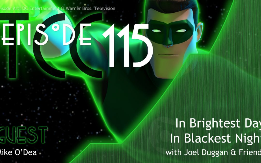 The Citadel Cafe 115: In Brightest Day In Blackest Night