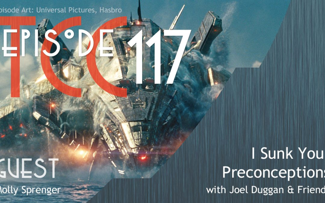 The Citadel Cafe 117: I Sunk Your Preconceptions