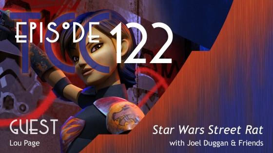 The Citadel Cafe 122: Star Wars Street Rat