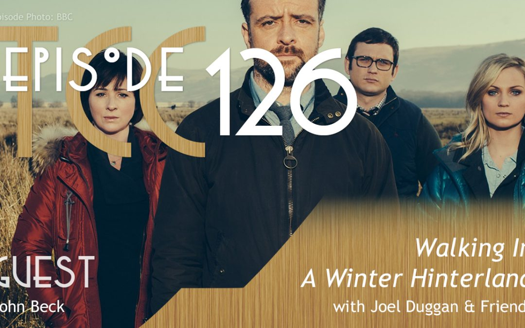 The Citadel Cafe 126: Walking In A Winter Hinterland