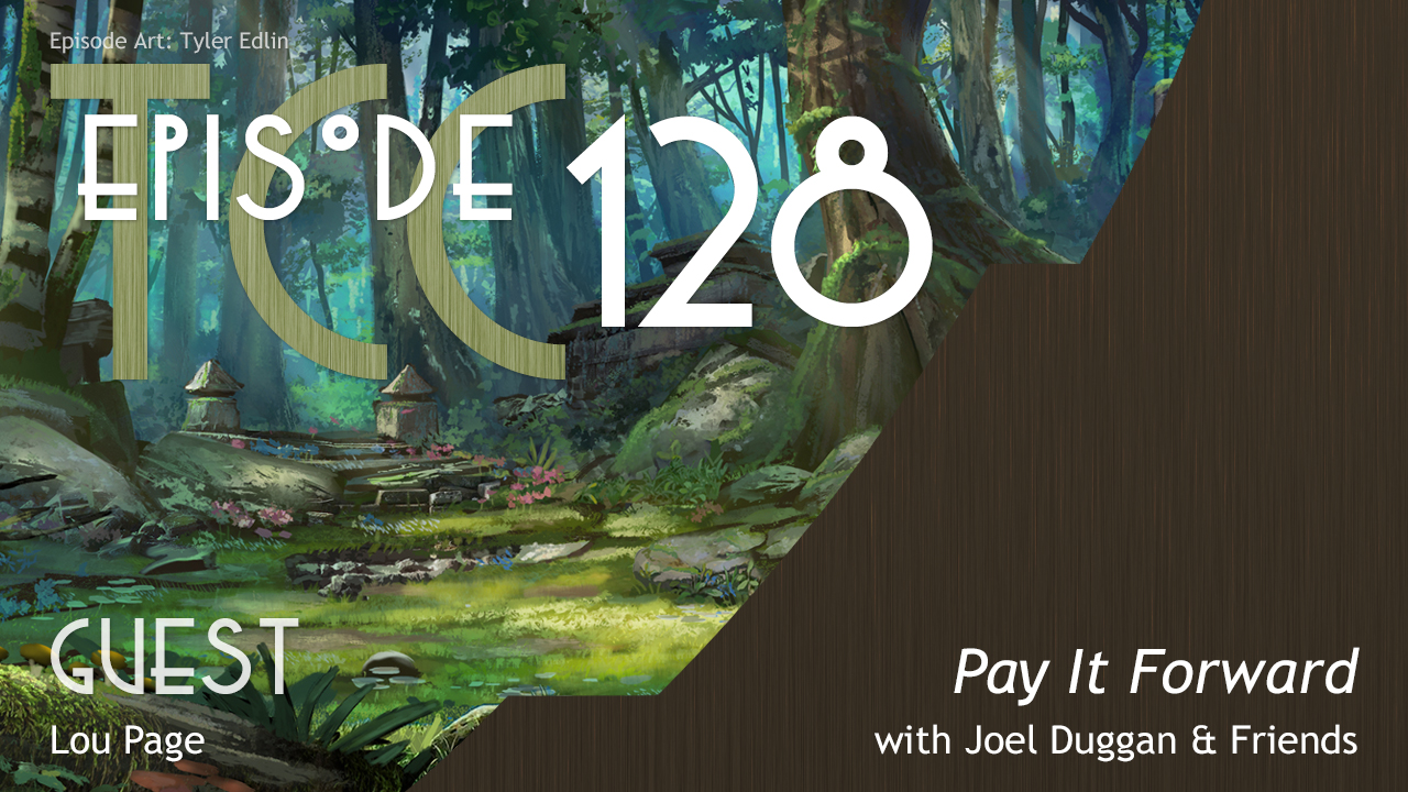 The Citadel Cafe 128: Pay It Forward