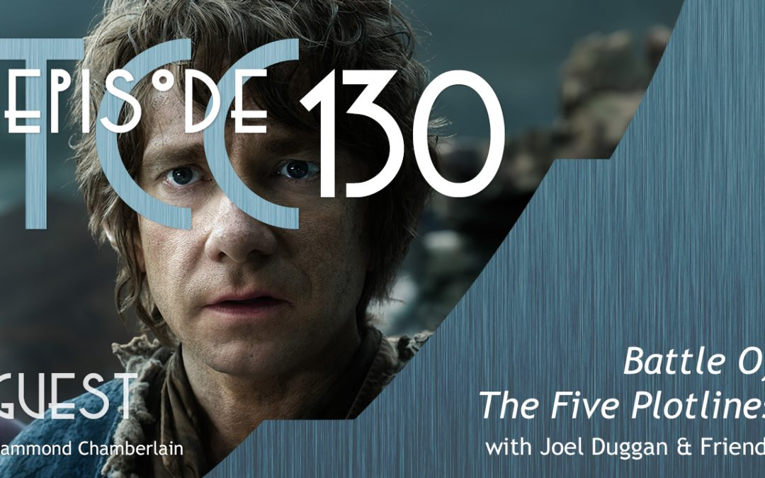 The Citadel Cafe 130: The Battle Of The Five Plotlines
