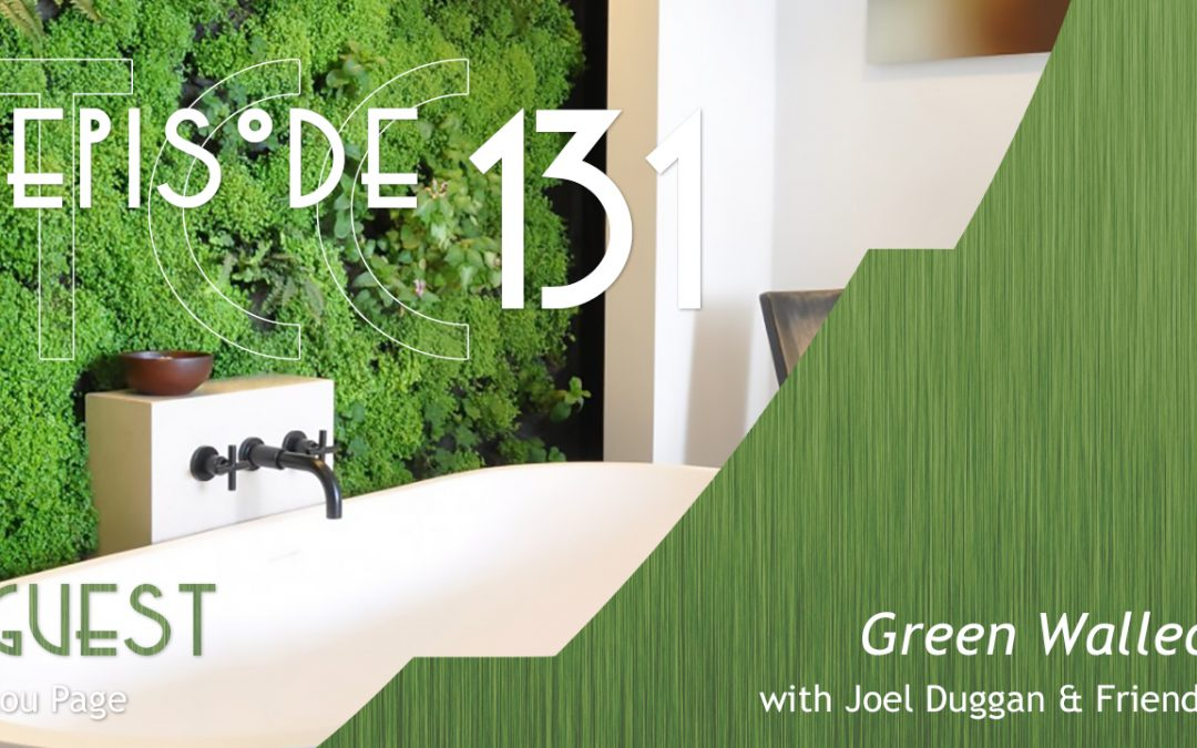 The Citadel Cafe 131: Green Walled
