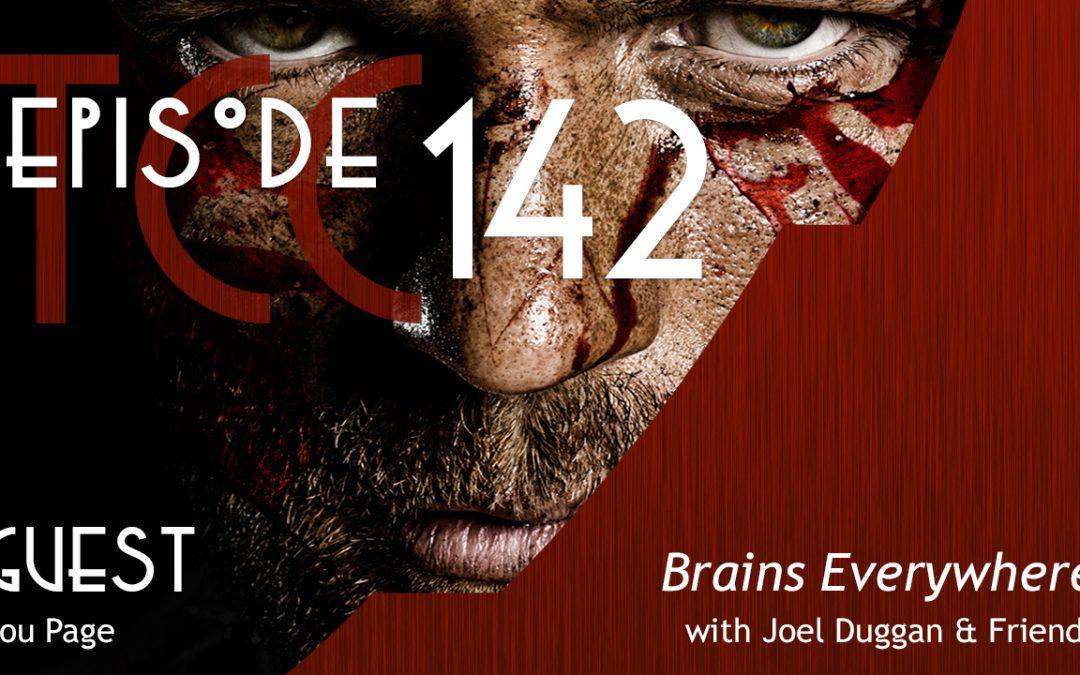 The Citadel Cafe 142: Brains Everywhere