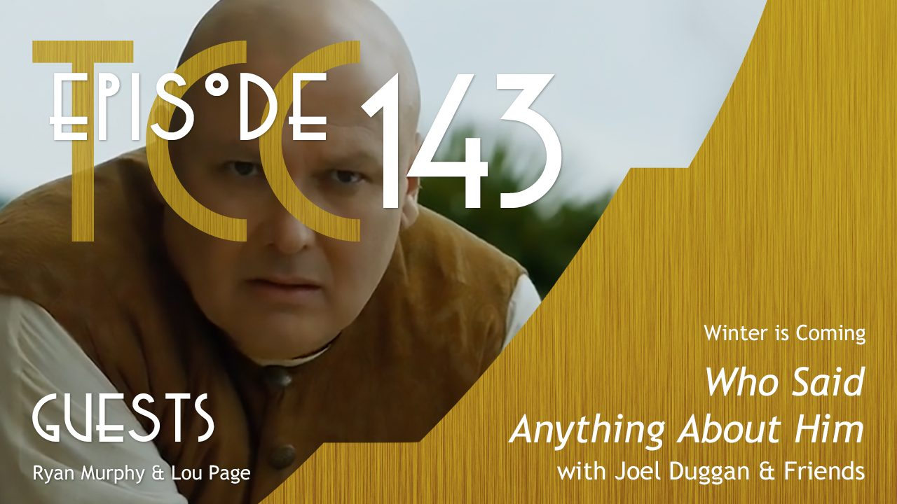 The Citadel Cafe 143: Who Said Anything About Him