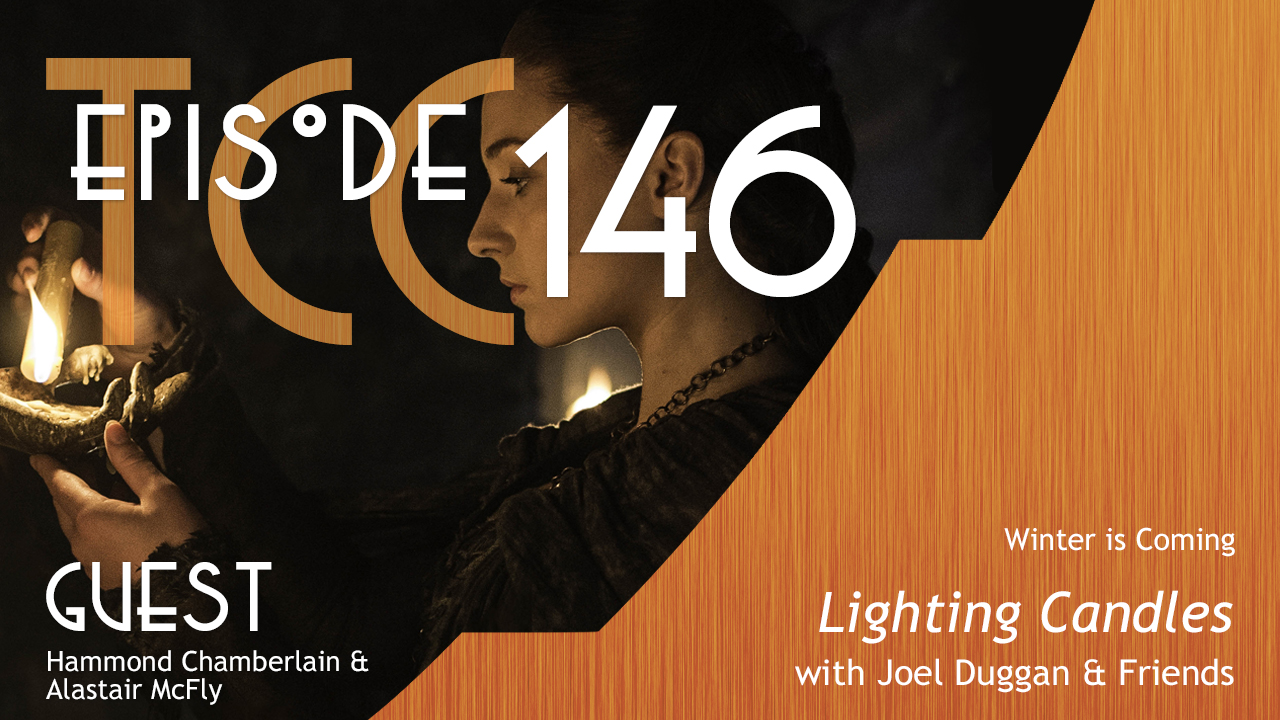 The Citadel Cafe 146: Lighting Candles