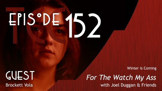 The Citadel Cafe 152: For The Watch My Ass