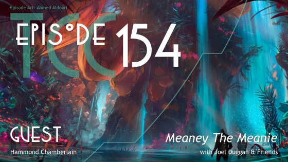 The Citadel Cafe 154: Meaney The Meanie