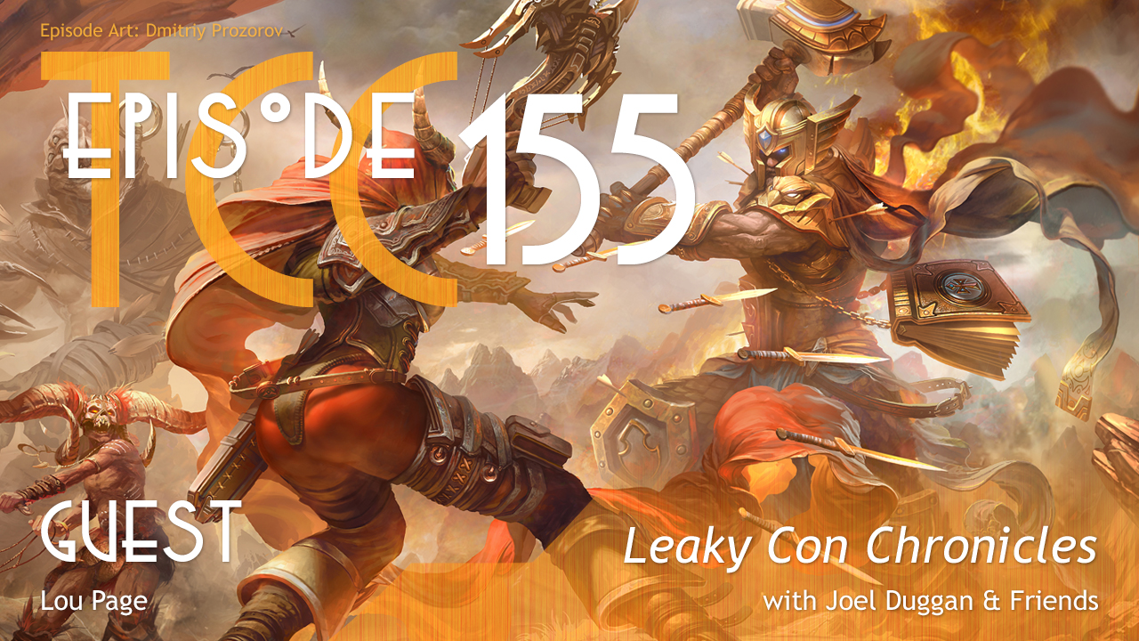 The Citadel Cafe 155: Leaky Con Chronicles