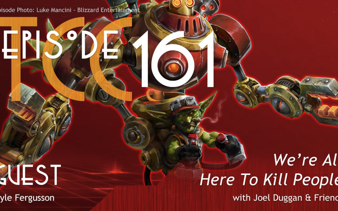 The Citadel Cafe 161: We're All Here To Kill People