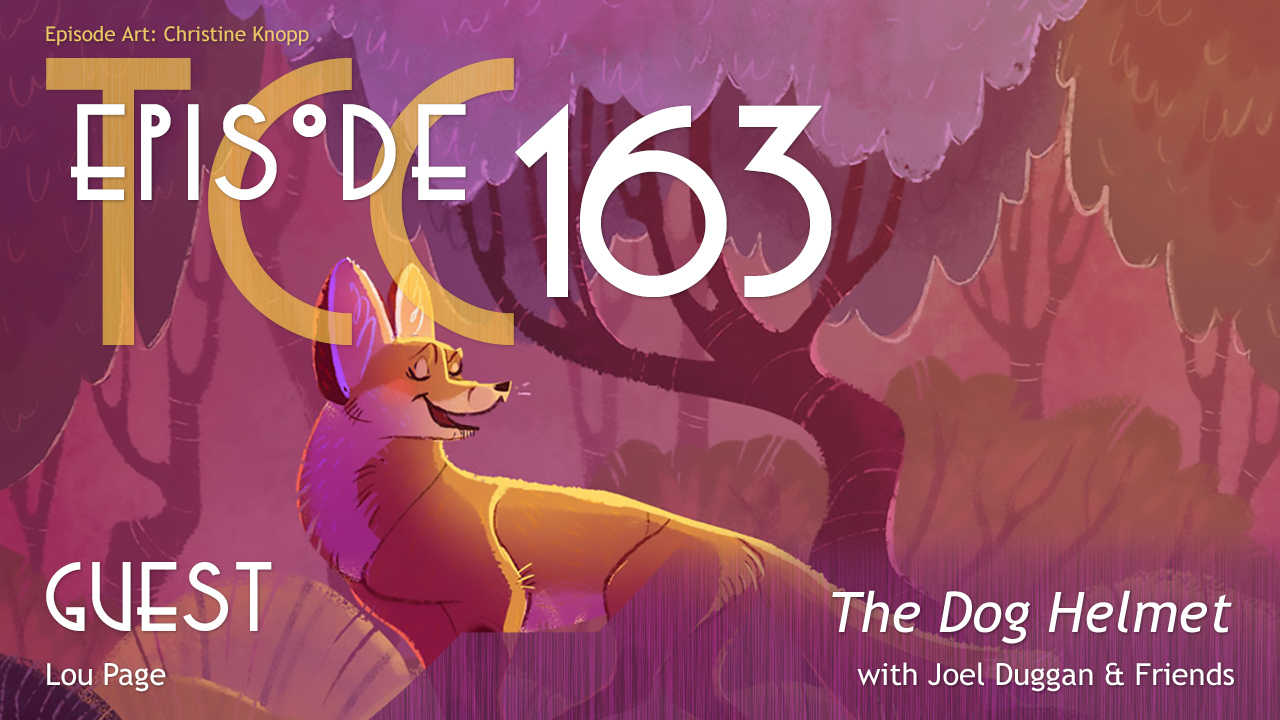 The Citadel Cafe 163: The Dog Helmet