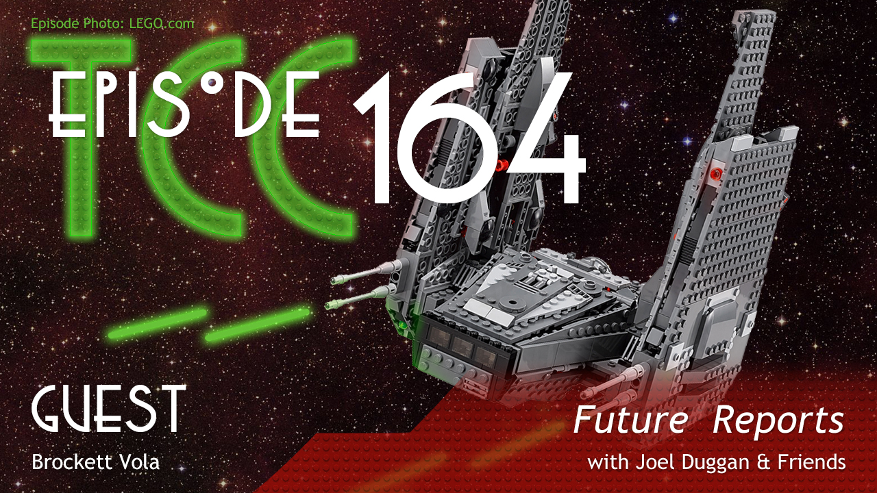 The Citadel Cafe 164: Future Reports