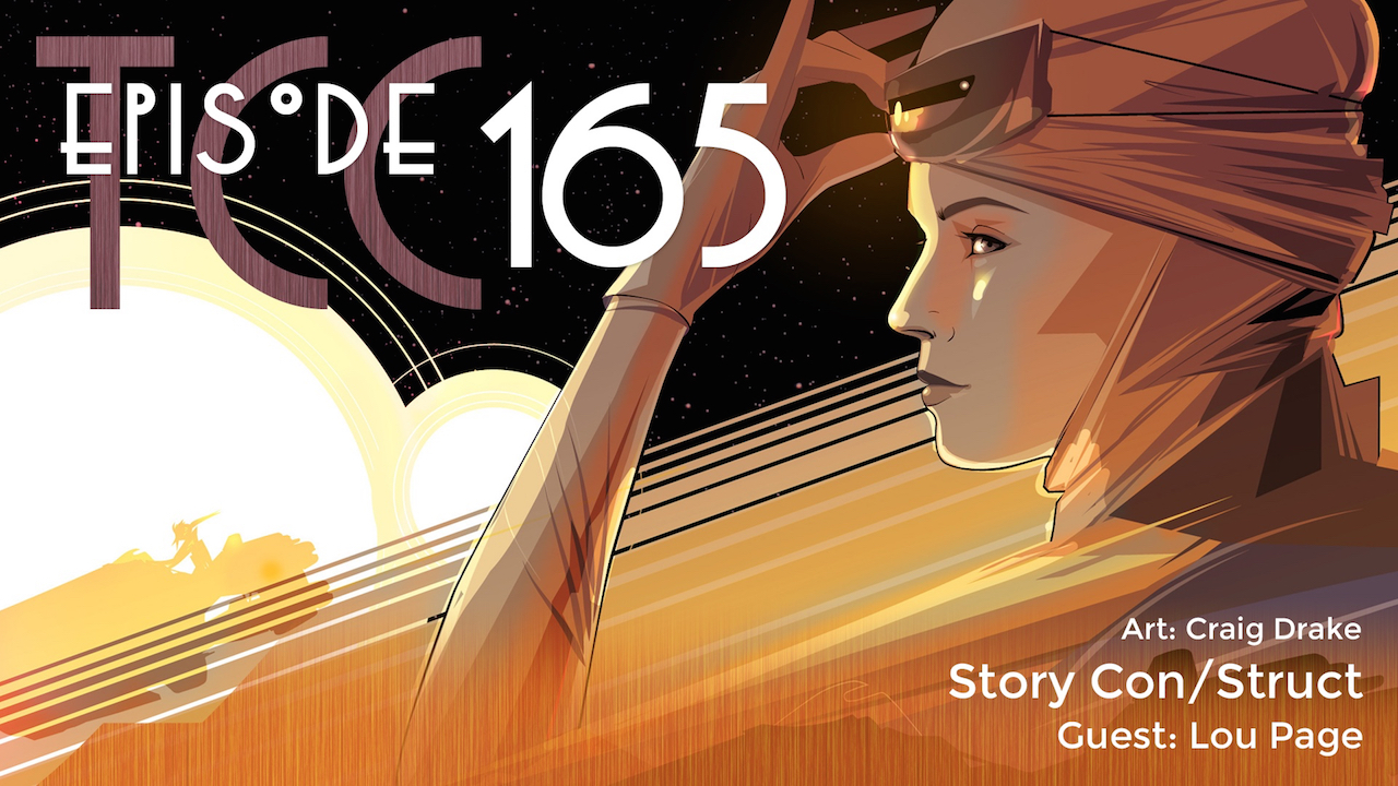 The Citadel Cafe 165: Story Con/Struct