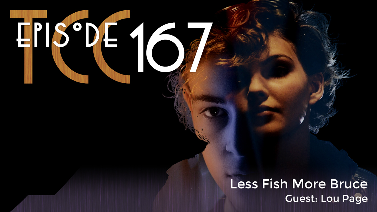 The Citadel Cafe 167: Less Fish More Bruce