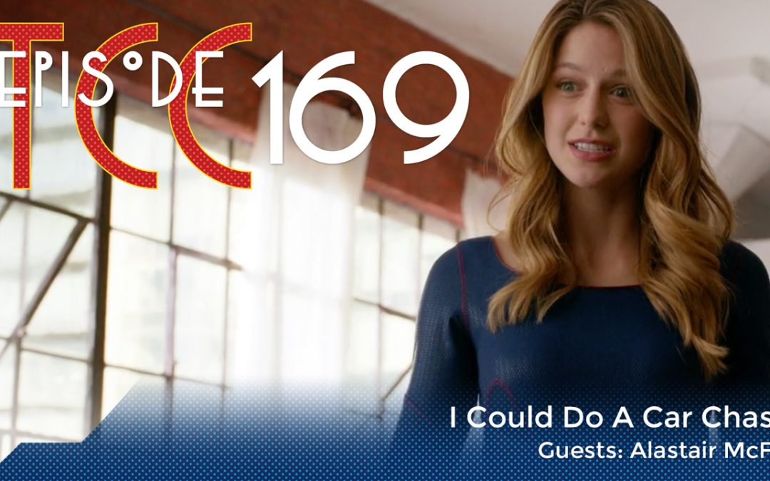The Citadel Cafe 169: I Could Do A Car Chase