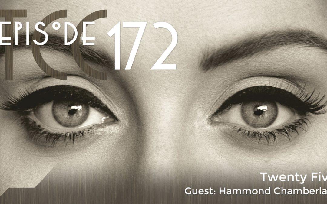 The Citadel Cafe 172: Twenty Five