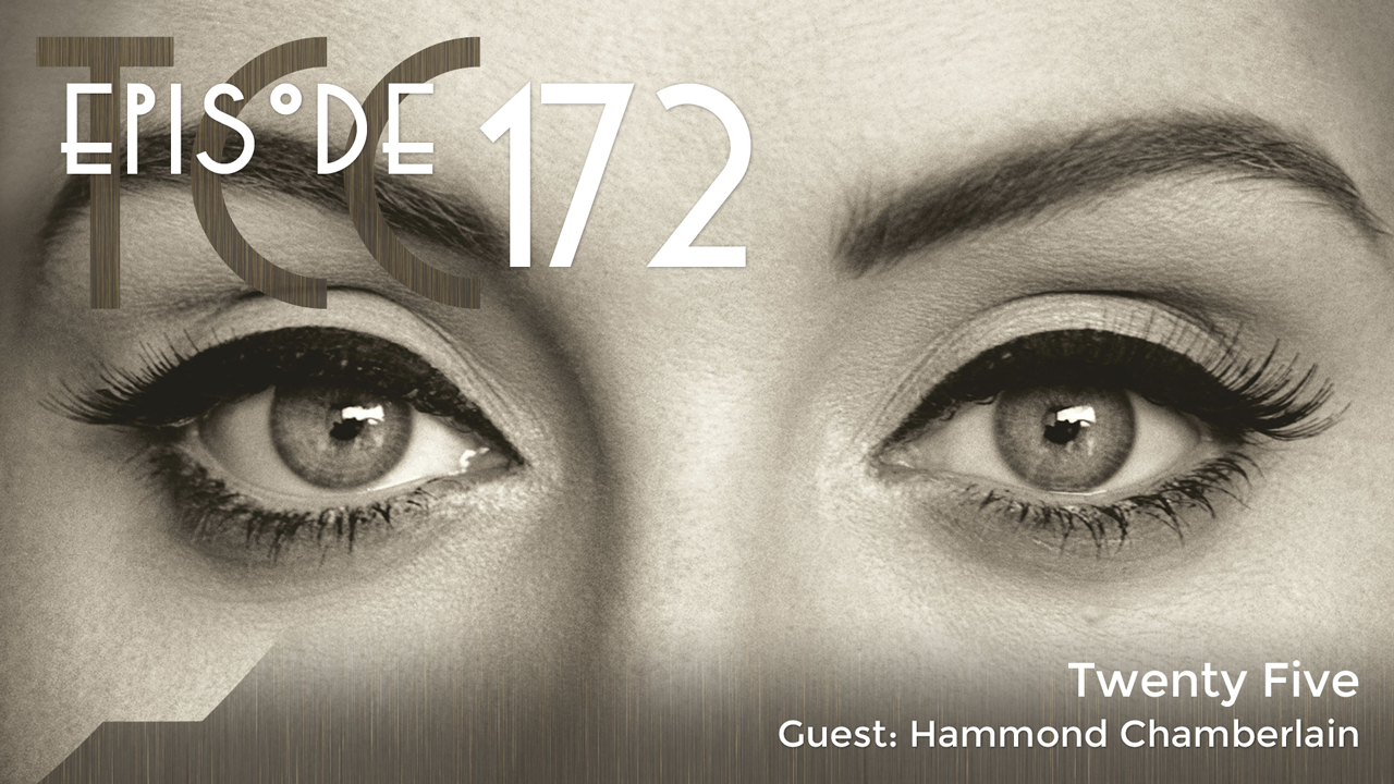 The Citadel Cafe 172: Twenty Five