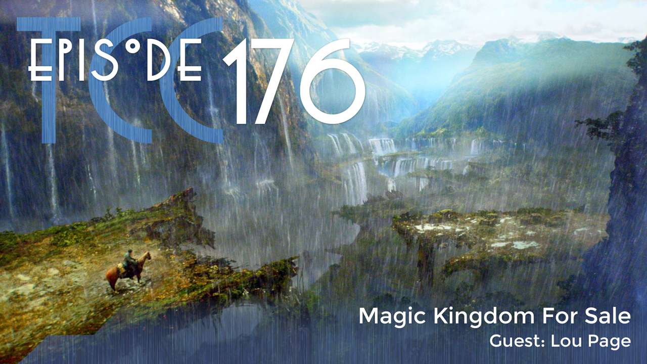 The Citadel Cafe 176: Magic Kingdom For Sale