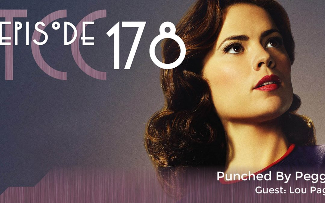 The Citadel Cafe 178: Punched By Peggy