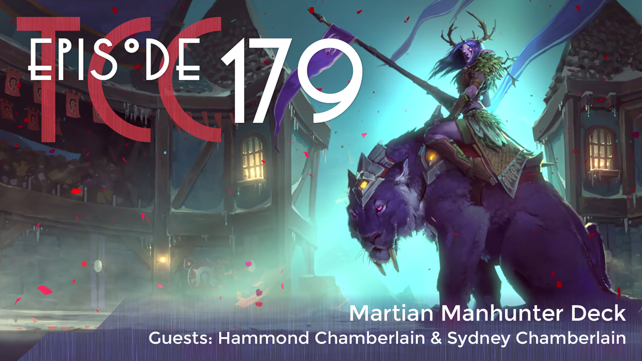 The Citadel Cafe 179: Martian Manhunter Deck