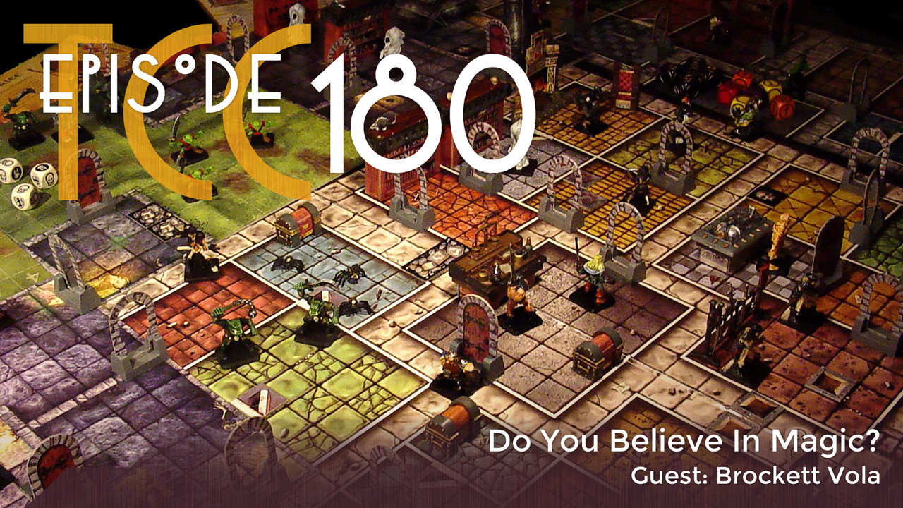 The Citadel Cafe 180: Do You Believe In Magic?