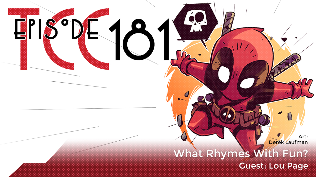 The Citadel Cafe 181: What Rhymes With Fun?