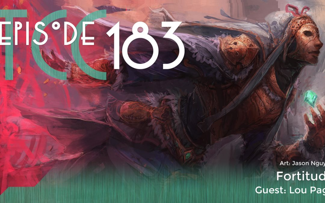 The Citadel Cafe 183: Fortitude