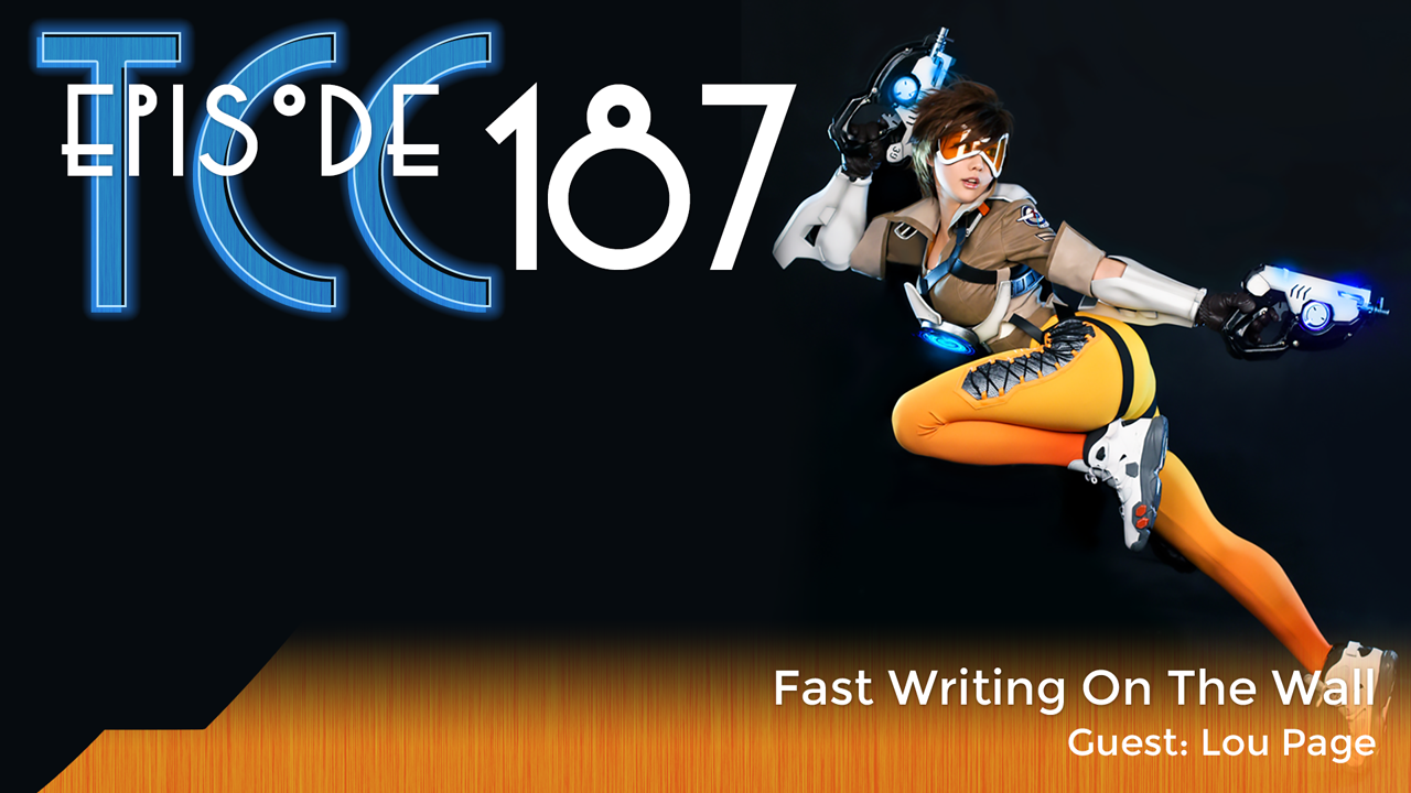 The Citadel Cafe 187: Fast Writing On The Wall
