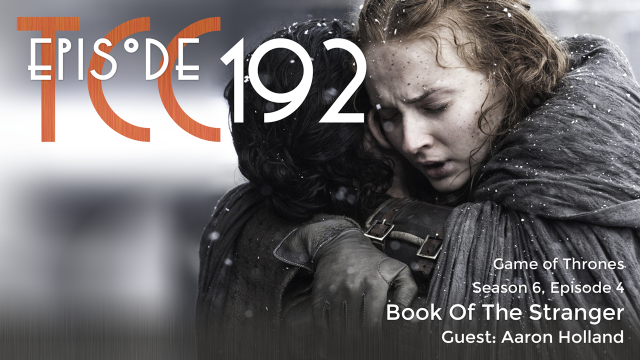 The Citadel Cafe 192: Book Of The Stranger