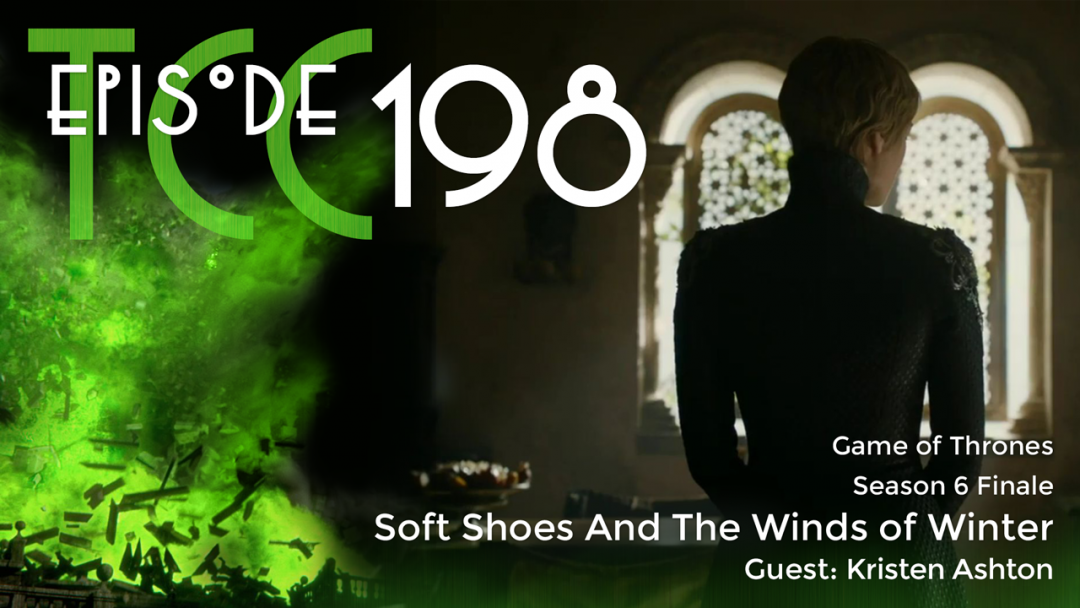 The Citadel Cafe 198: The Winds of Winter
