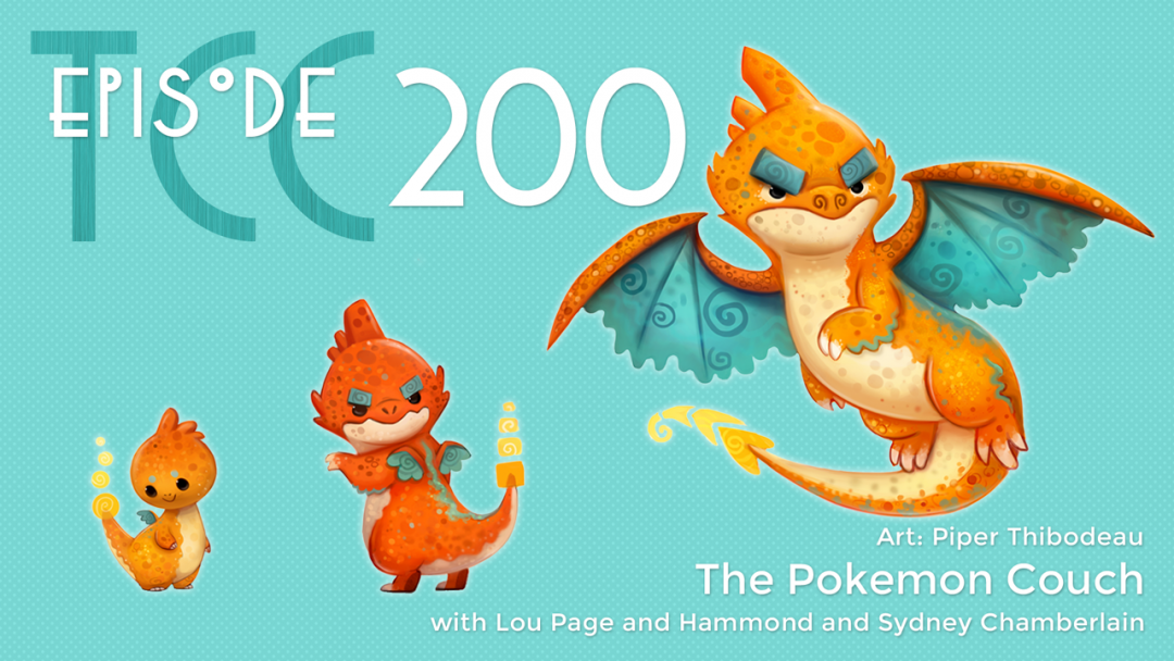 The Citadel Cafe 200: The Pokémon Couch