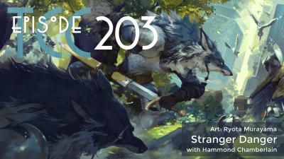 The Citadel Cafe 203: Stranger Danger