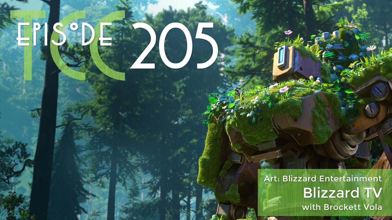 The Citadel Cafe 205: Blizzard TV