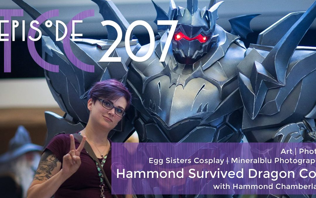The Citadel Cafe 207: Hammond Survived Dragon Con