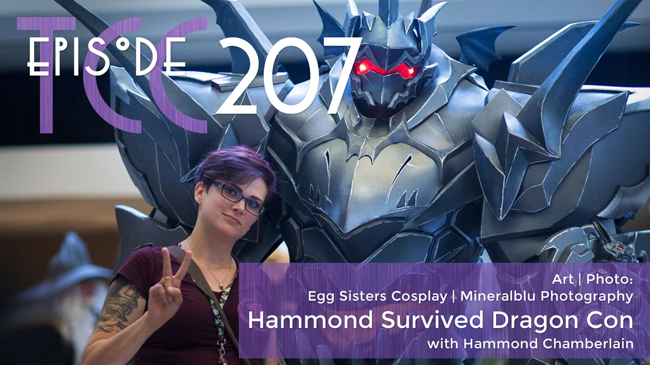 The Citadel Cafe 207: Hammond Survived Dragon Con