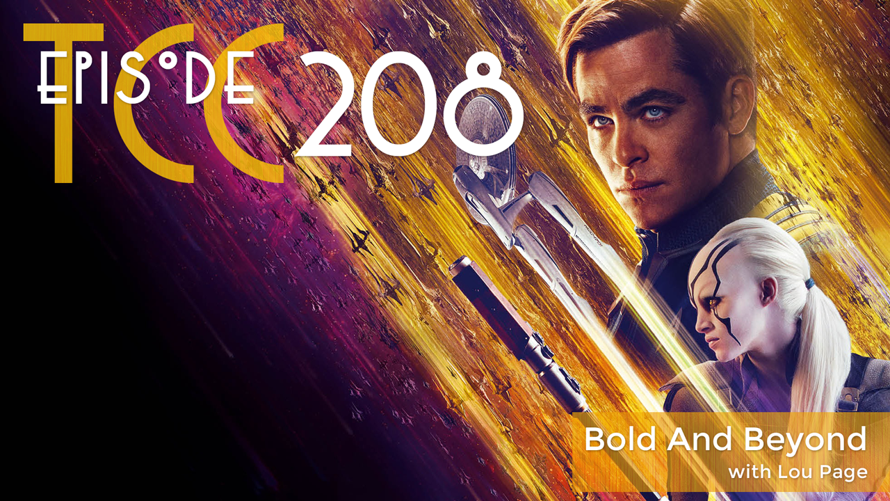 The Citadel Cafe 208: Bold And Beyond