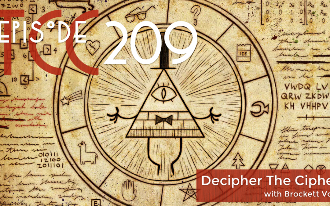 The Citadel Cafe 209: Decipher The Cipher