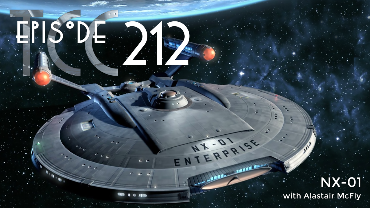 The Citadel Cafe 212: NX-01