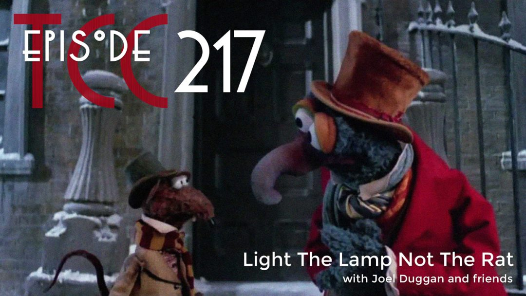 The Citadel Cafe 217: Light The Lamp Not The Rat