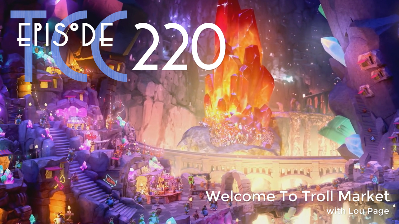 The Citadel Cafe 220: Welcome To Troll Market